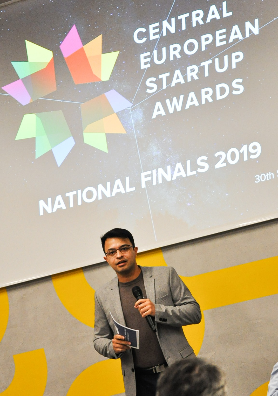 Hosted the Hungarian finals of the Central European Startup Awards